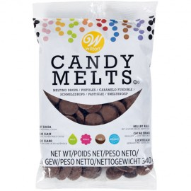 CANDY MELTS Wilton CACAO CLARO