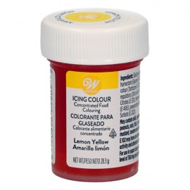 COLORANTE Wilton AMARILLO LIMON