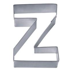 CORTANTE Stadter LETRA Z, galletas abecedario