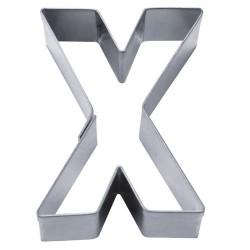 CORTANTE Stadter LETRA X, galletas abecedario