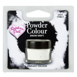 COLORANTE POLVO BLANCO NIEVE Rainbow Dust