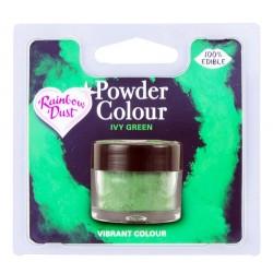 COLORANTE POLVO Rainbow Dust VERDE IVY GREEN