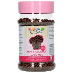 Mini rocas de chocolate con leche 225 g