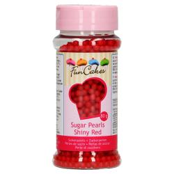 Perlas Rojas brillantes 80 g