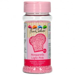 Perlitas FunCakes Rosa claro 80 g