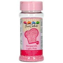 Perlitas Rosa claro 80 g.