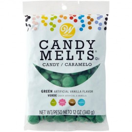 CANDY MELTS Wilton VERDE