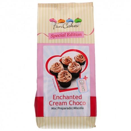 PREPARADO FunCakes CREMA ENCANTADA CHOCOLATE 450 grs.