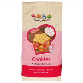 PREPARADO GALLETAS Fun Cakes, cookie mix