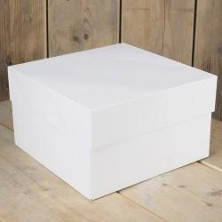 CAJA para TARTAS FunCakes 40x40x15 cm.