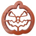CORTANTE HALLOWEEN CALABAZA, galletas halloween, Decora