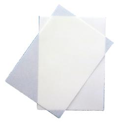 Hoja de Oblea tamaño folio A4