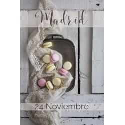 RESERVA TALLER Macarons 360 24/11/2019