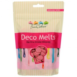 Deco melts FunCakes Rosa 250 g.