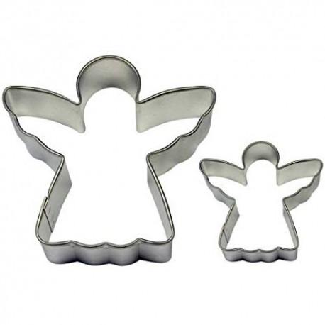 CORTANTE ANGEL, cortador de galletas, galletas comunion, navidad, bautizo