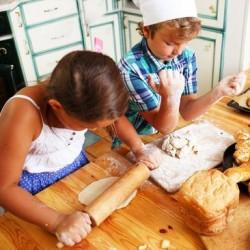 Cocina y Repostería para Niños 4 CLASES