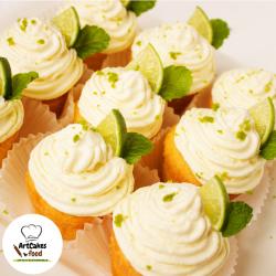 Cupcakes de Caipirinha ArtCakes