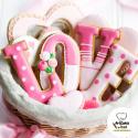 Galletas decoradas con Glasa LOVE