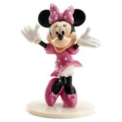 Figura de plastico Disney MINNIE, decoracion de tartas