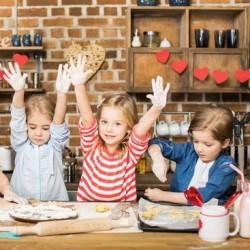 Cocina y Repostería para Niños 8 CLASES