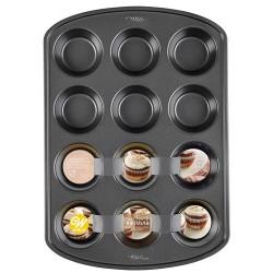 Molde Profesional Wilton Cupcakes magadalenas muffins