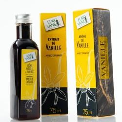Extracto vainilla con semillas EuroVanille, aroma y sabor vainilla