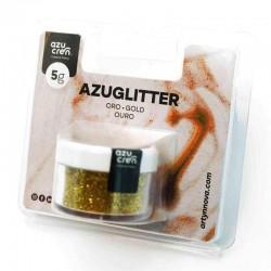 Purpurina decorativa Azuglitter Oro
