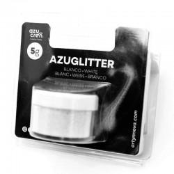 Purpurina decorativa Azuglitter Blanca