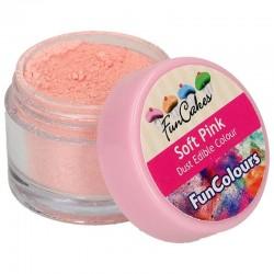 Colorante polvo FunCakes Rosa claro FunColours Soft pink