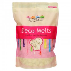 Deco melts FunCakes Blanco brillante 1 kg