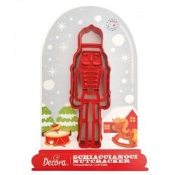 Cortante Navidad El Cascanueces, Decora, galletas fondant, galletas decoradas