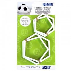 Cortantes Balón fútbol x 4