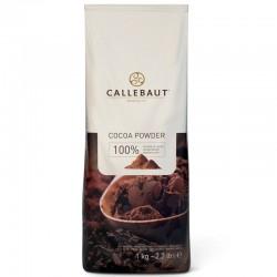 Cacao en polvo Callebaut, chocolate belga