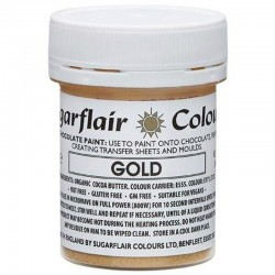 Colorante para chocolate ORO 35 g