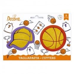 Cortantes Baloncesto Pelota & Gorra