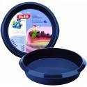 Molde silicona redondo para tartas, bizcochos, pasteles, Ibili