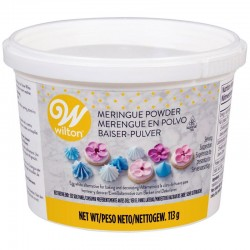 Merengue en polvo Wilton 113 g