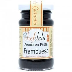 Aroma en pasta Chefdelice Frambuesa