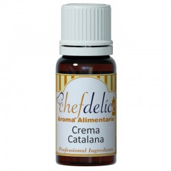 Aroma Chefdelice sabor crema catalana