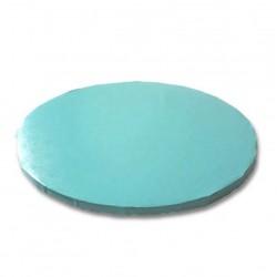 Base redonda Azul claro, Azucren