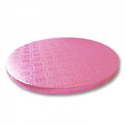Base redonda rosa, Azucren
