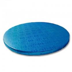 Base redonda azul real, Azucren