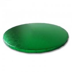 Base redonda verde, Azucren