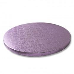 Base redonda violeta, Azucren