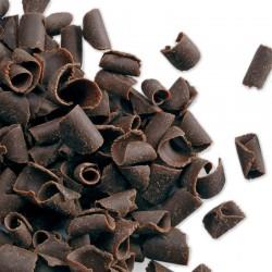 Virutas de chocolate belga Negro 85 g