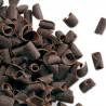 Virutas de chocolate negro, PME