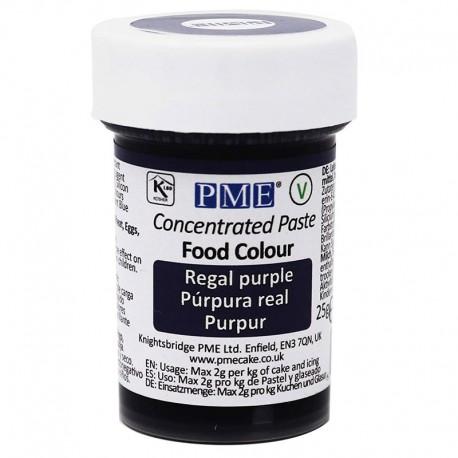 Colorante alimentario púrpura real, PME