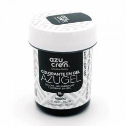 Colorante gel negro, Azucren