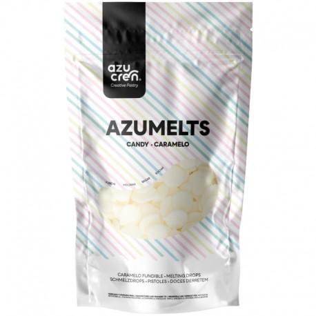 Azumelts Blanco brillante, Azucren