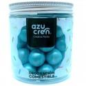 Bolas chocolate y cereales azul claro, Azucren